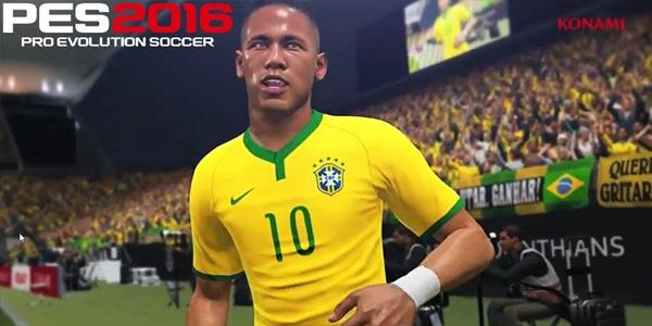 نسخه رایگان بازی PES 2016 برای PC منتشر شد