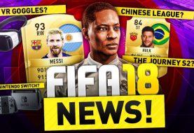 بازی FIFA 18 همچنان صدر نشین جدول فروش .