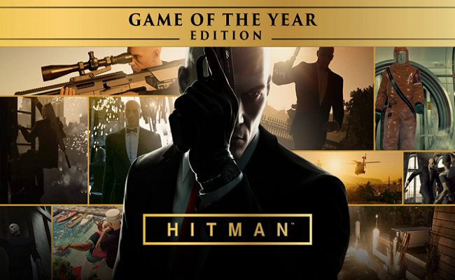 انتشار نسخه Hitman: Game of the Year Edition