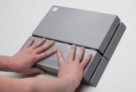 آموزش ارتقاء هارد دیسک پلی استیشن 4
