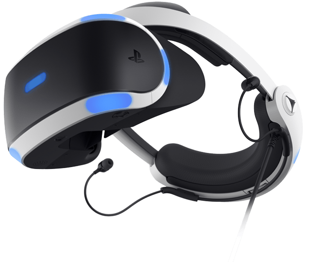 نحوه ی راه اندازی هدست پلی استیشن VR