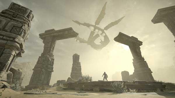 حس تخیل در بازی Shadow of the Colossus