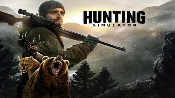 بازی شکار Hunting Simulator برای Xbox One و PC