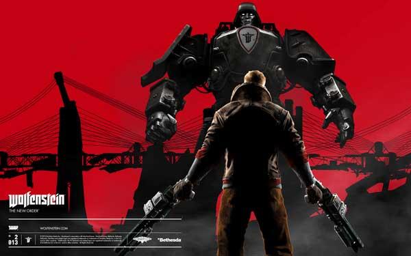 wolfenstein 2 the new colossus برای Xbox One و PC
