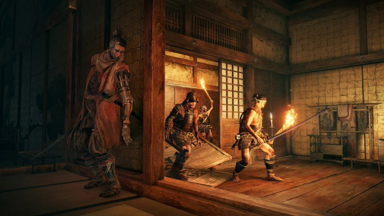 تحلیل بازی Sekiro: Shadows Die Twice استودیو FromSoftware