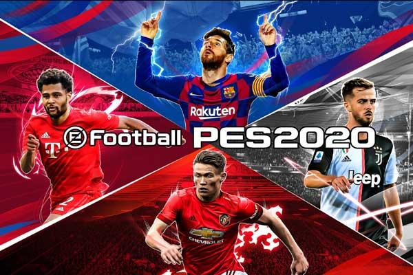 نقد و بررسی بازی eFootball PES 2020
