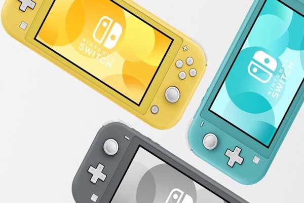 معرفی و بررسی کنسول Nintendo Switch Lite