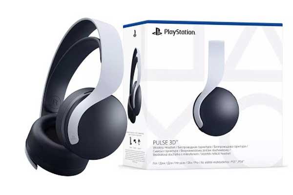 نقد و بررسی هدست Sony Pulse 3D Wireless Headset